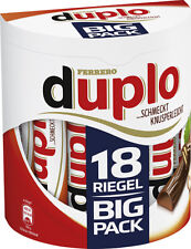 FERRERO - Duplo - 18 pcs - German Production
