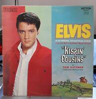 """Elvis Presley  Kissin' Cousins  [443.018] 12"""" Vinyl Excellent Condition  EX / NM"""