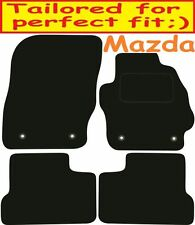 Mazda 3 DELUXE QUALITY Tailored mats 2009 2010 2011 2012 2013