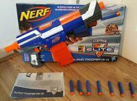 Nerf N-strike Elite Alpha Trooper Blaster gun
