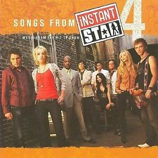 Songs From Instant Star 4 Brand New Factory Sealed CD w/Free Shipping!