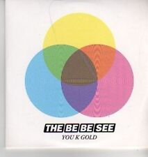 (AD330) The Be Be See, You K Gold - DJ CD
