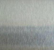 """Alloy 304, Stainless Steel Brushed Sheet Metal, 18 GA - 37"""" x 24"""""""