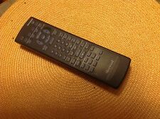 Sherwood Remote Control For Tuner Receiver DVD Player Amp RM-123 AV Tested