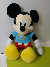 """Disney Just Play Mickey Mouse Clubhouse Interactive Talking Plush 12"""""""