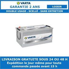 Varta LFD230 Calcium Scellé Bateau, Caravane Batterie 12V 230AH