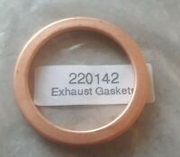 Yamaha YZF-R 125  - Copper Exhaust Gasket -42mm