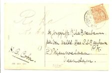 NEDERLAND 1924 AK KB -EMMER-ERPSCHNEIDERVEEN - FINE