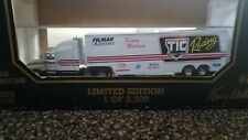 LE 1994 Racing Champions 1:87  Kenny Wallace Die Cast Nascar Transporter