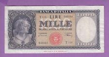 (Ref:T.114)  ITALIE 1000 LIRE 1947 (TTB)