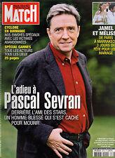 paris match n°3078 pascal sevran jamel melissa debbouze  2008