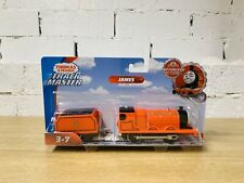 James - Thomas & Friends Trackmaster Trains - Brand New In Packaging