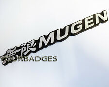 NEW ABS Honda Mugen Power Car Badge Accord Civic R