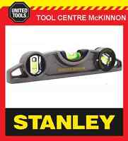 "STANLEY FAT MAX HEAVY DUTY 9"" MAGNETIC TORPEDO LEVEL"
