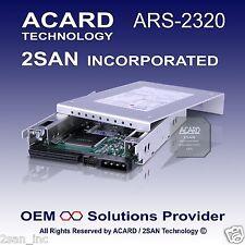 "68 pin Ultra320 SCSI-to-SATA II Bridge Box for 2.5"" SATA HDD ARS-2320"