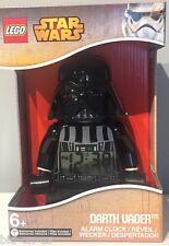 LEGO Minifig STAR WARS Alarm Clock DARTH VADER New Mini figure 9002113 Kids