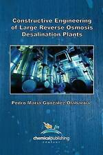 Constructive Engineering of Large Reverse Osmosis Desalination Plants by Olabar