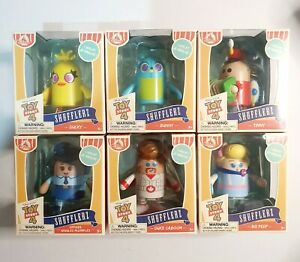 Disney Store Toy Story 4 Shufflerz Joblot Bundle Of 6 New in Boxes Bo Peep ect