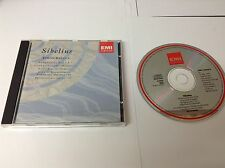 Sibelius: Symphony nos. 5 ,7, & Night Ride and Sunrise CD (1991) - MINT