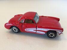 Vintage Yat Ming '57 Corvette 1:64 Diecast Car No. 1079