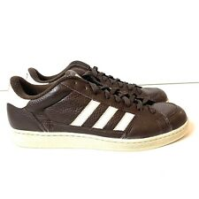 New listing adidas Mens Classic Super Skate 2005 Brown Tan Size 12 Tennis Shoes Sneakers