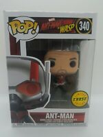 Funko Pop Marvel Ant Man the Wasp Vinyl Figure Ant-Man CHASE 340 mint