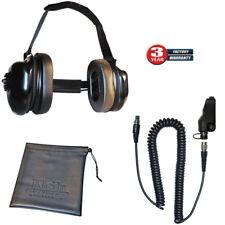 Klein Titan Listen-Only High Noise QD Headset for Kenwood TK and NexEdge Radios