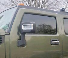 2003 - 2007 HUMMER H2 FRONT LEFT DRIVER SIDE DOOR WINDOW GLASS OEM TINT TINTED