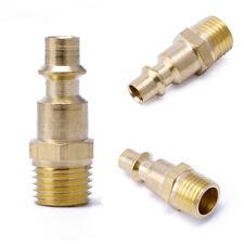 "1/4"" NPT Quick Coupler Air Line Hose Compressor Fittings Connector Tool"