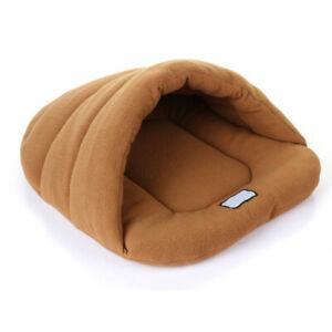 Guinea Pig Bed Fleece Snuggle Pouch Cuddle Cup Sack Sleeping Bag Rabbit V2Z