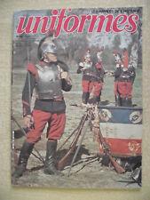 UNIFORMES n° 64. INSIGNES BRITANNIQUES  Paras Français INDO. FANTASSIN ALLEMAND