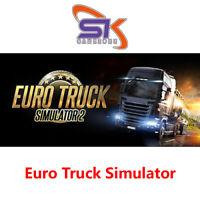 Euro Truck Simulator 2 - PC Steam - Region Free【Very Fast Delivry】