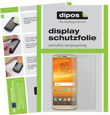 6x Motorola Moto E5 Schutzfolie matt Displayschutzfolie Folie Display Schutz