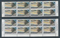 Canada #512 Henry Kelsey Matched Set Plate Block MNH *Free Shipping*