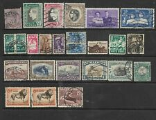COLLECTION OF 25 SOUTH AFRICA STAMPS