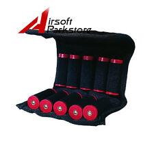Hunting Shotgun Ammo Bag 10 Shell 12/20GA Folding Waist Pouch for 1.5''/2'' Belt
