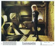 LABYRINTH - 1986 - US Lobby Card Set of 8 - DAVID BOWIE, JENNIFER CONNELLY- 8x10