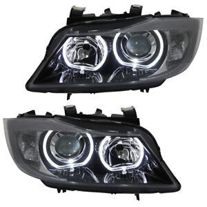 Scheinwerfer links schwarz D1S LED Für VOLVO 21221142