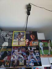 Beckett Baseball Card Guide Lot Of 7 1990's