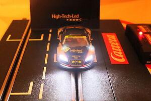 LED Carrera Digital Beleuchtung xenon/rot mit Stecker ohne Löten