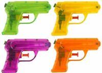 X4 Water Gun Pistol Blaster Squirter Soaker Boys Girls Summer Outdoor Garden Fun