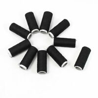10 Pcs Black Cotton Stitching Sewing Quilting Thread Spool for Tailor