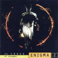 ENIGMA the cross of changes (CD, album) ambient, new-age, downtempo, very good