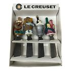 Le Creuset Cheese Spreader Knives Set Of 4 Wine Charcuterie Entertaining