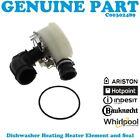 HOTPOINT-ARISTON Genuine Dishwasher Heating Heater Element 1800W C00302489 photo