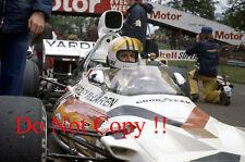 Denis Hulme McLaren M19A Winner Oulton Park Gold Cup 1972 Photograph