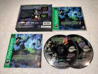 Syphon Filter 2 (Sony PlayStation 1, 2000) PS1 Greatest Hits Complete Excellent!