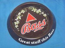 Bass Beer Ashtray Vintage Original Cigarette Beer Ashtray Bass Beer Advertising