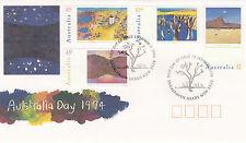 Australia 1994 Australia Day (Paintings by Sydney Nolan & Arthur Boyd) - FDC