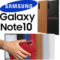 New original SAMSUNG Leather Cover case EF-VN970 for Galaxy Note10 SM-N970